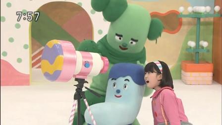 コッシーとスイ『昔の自分が見える望遠鏡』