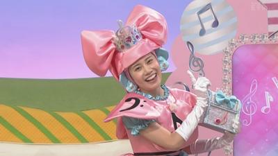 おかあさんといっしょ『プリンセスミミィ』